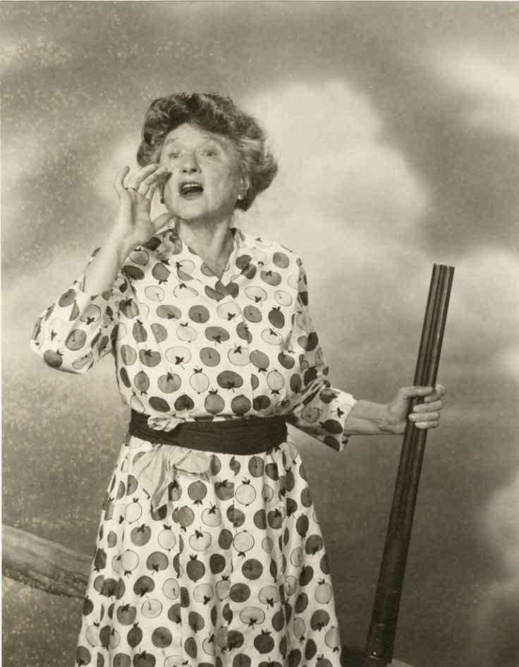 Marjorie Main From Farm Girl To Film Star