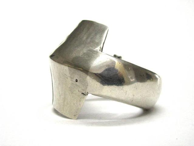 Antique Indian Bracelet, Kadla Cuff Bracelet, High Grade Silver
