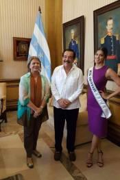 Miss Universe 2016 Iris in Ecuador