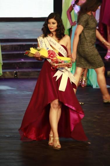 Sunsilk Mega Miss Northeast 2017