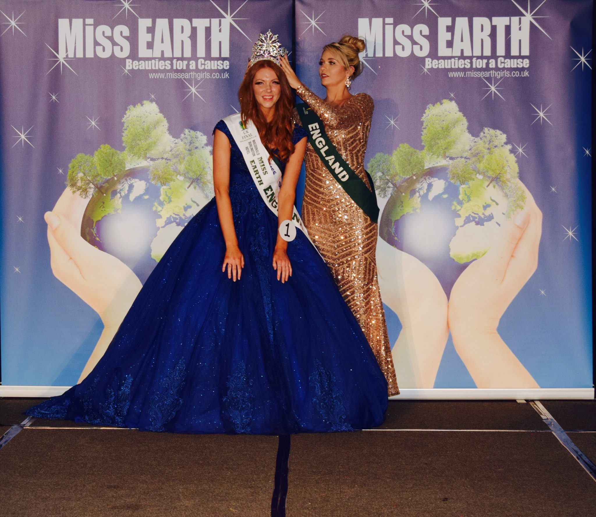 Charlotte Brooke And Sophie Bettridge Are Crowned Miss