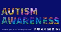 Autism Awareness Month Solid