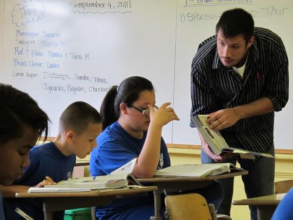 Classroom Teacher and Students
