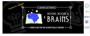 Books, Booze, and Brains