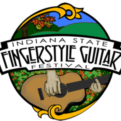 Indiana State Fingerstyle Guitar Fest Logo