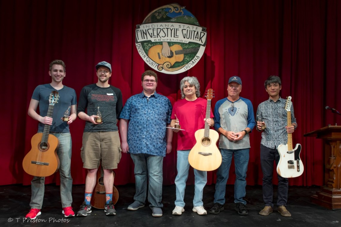 2018 Guitar Fest Winners