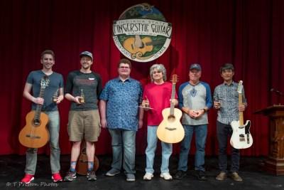 2018 Guitar Fest Winners