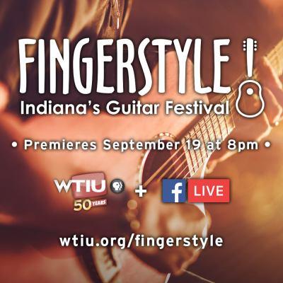 Fingerstyle! on WTIU