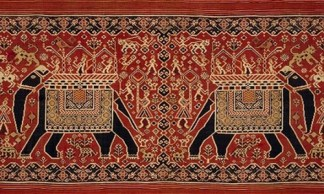 Indian Bijou_Ikat_Design_Motif