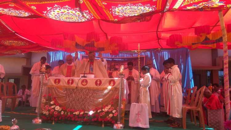 Karnataka: Belgundi Church Celebrate Annual Feast - Indian Catholic