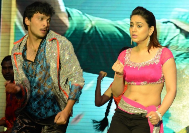 Aksha_020_Aadu Magaadra Bujji_Platinum_Western Dance