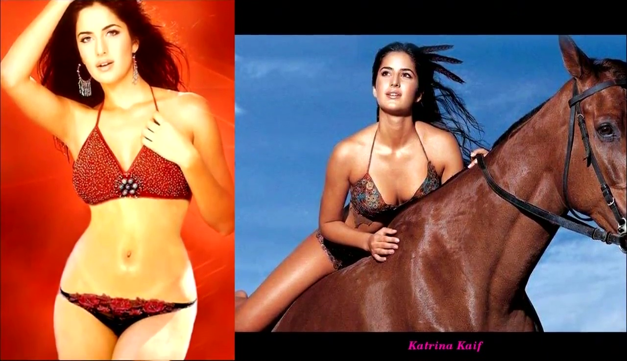 Katrina kaif Bollywood Actress Hot Bikini Photo 18