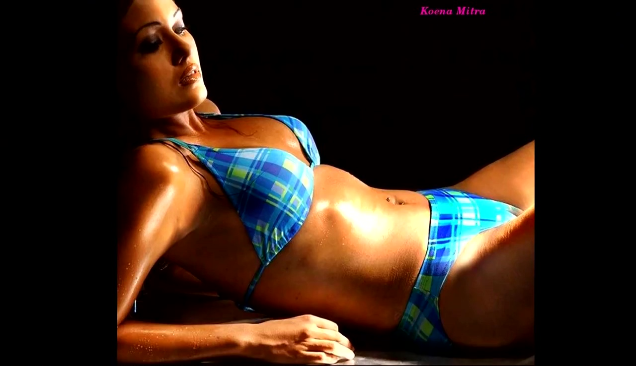 Koena mirta Bollywood Actress Hot Bikini Photo 19