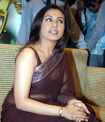 Rani Mukherjee_027_BWEvent Brown TSaree