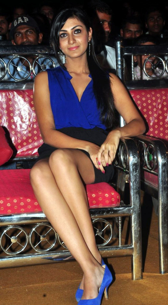 Neelam Upadhyaya Hot Stills @ Action 3D Platinum Disk Function