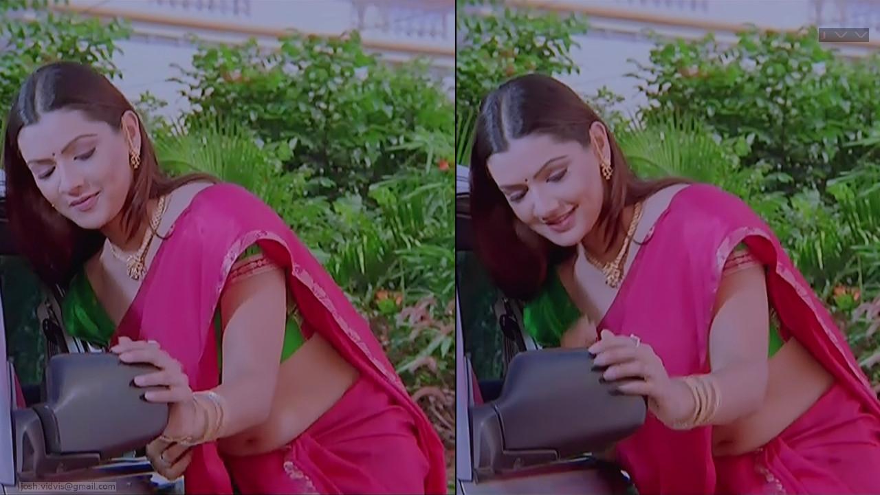 Aarthi Agarwal_NLNL_006_Saree Navel Hot
