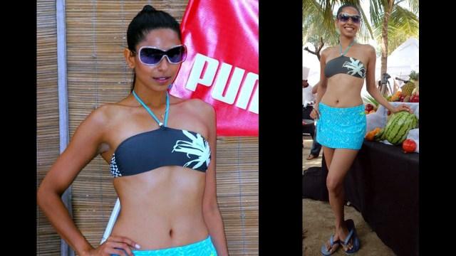 Candice Pinto_024_Puma Swimwear launch_Bikini
