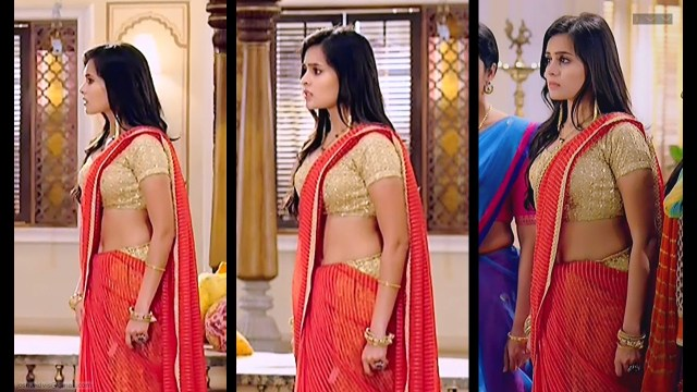 Rhea Sharma Hot Saree Navel Pic 09