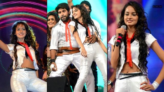 Shanvi Srivastava_002_Dance Performance