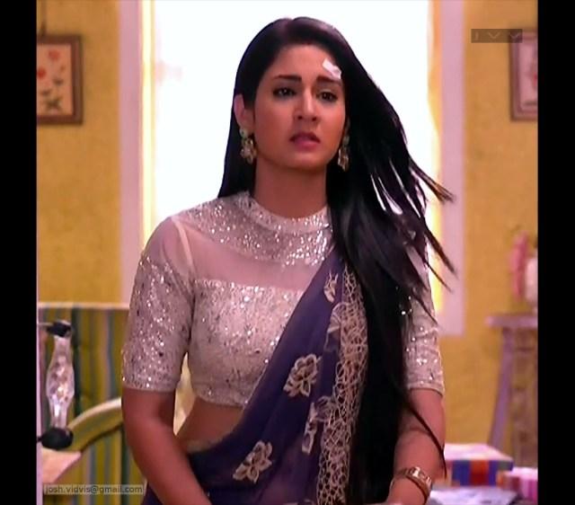 Aditi Rathore_Hindi TV Actress_12_Hot Saree navel