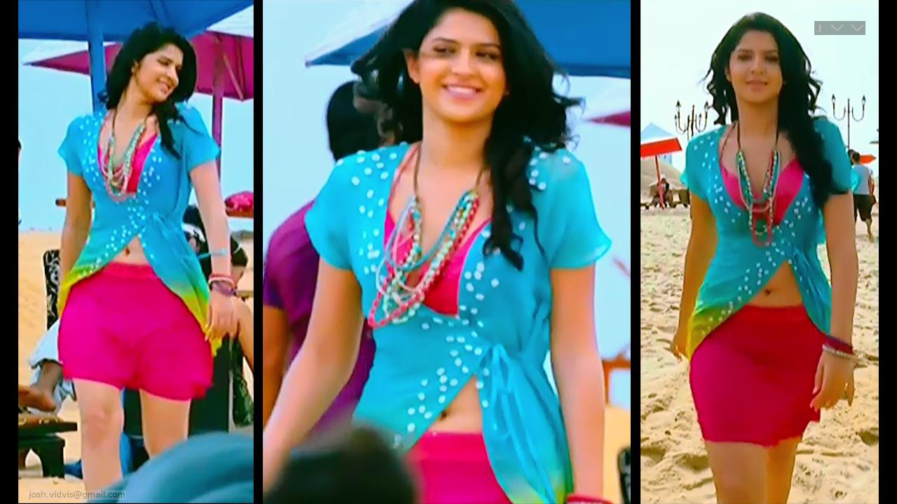 Deeksha Seth_01_Hot song cap