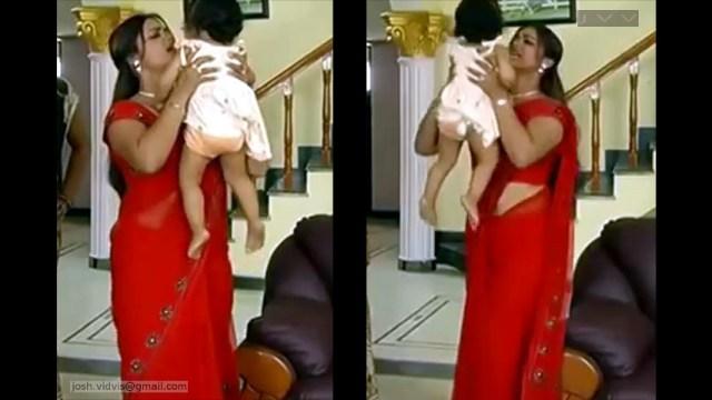 DeviPriya_Tamil TV Actress_07_hot saree