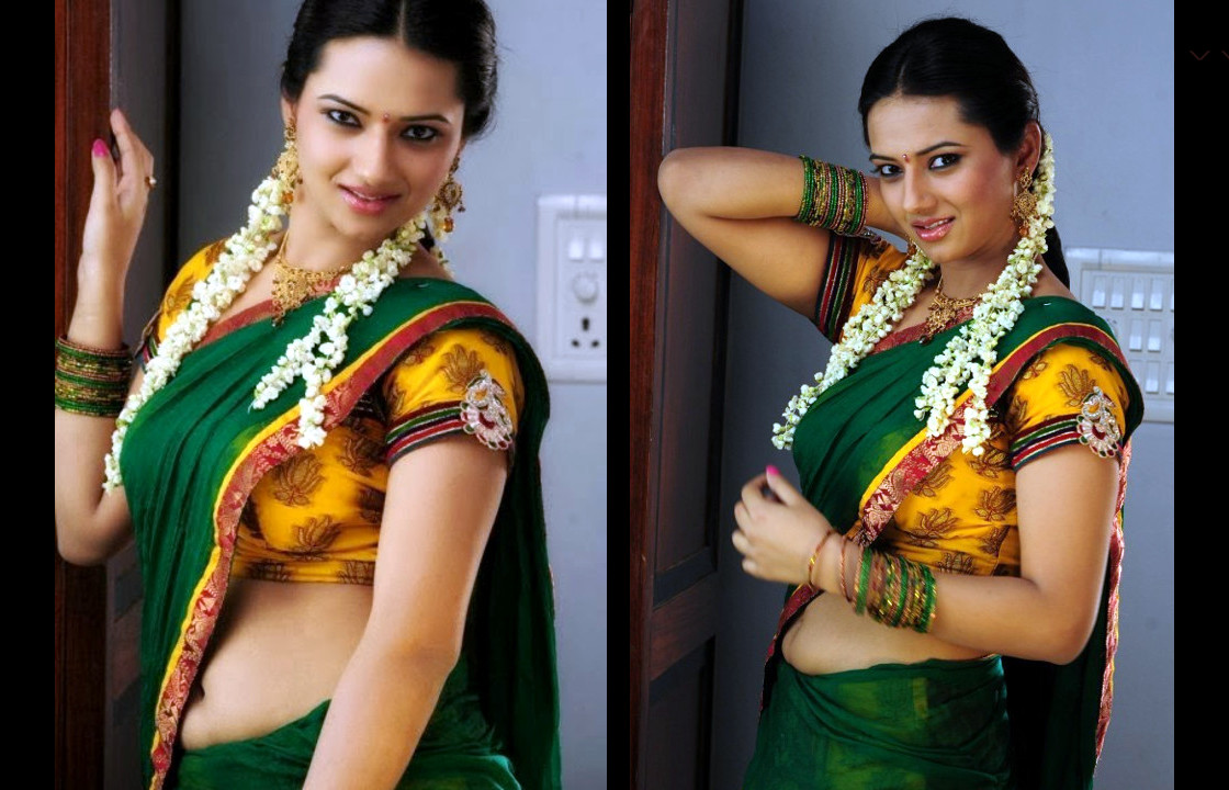 Isha Chawla_SN_16_Still Saree Navel