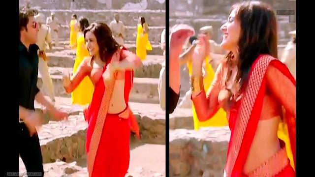 Neha Sharma_YPD2_Saree Song_09_ScrCap