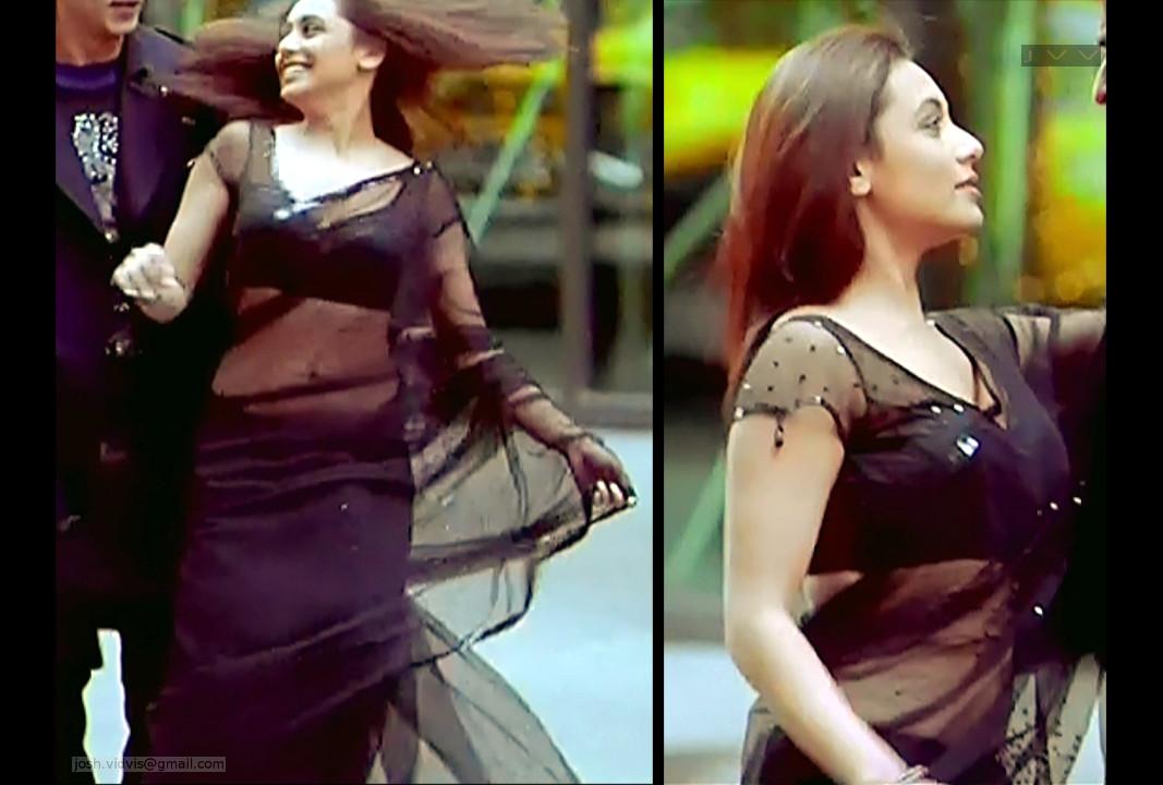 Rani Mukherji_KANK_04_ScrCap Saree