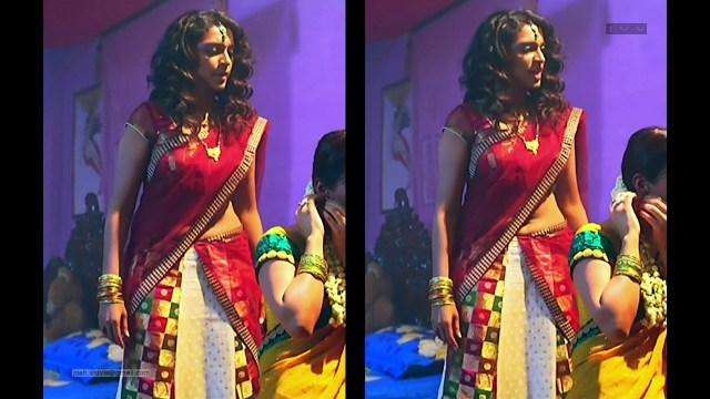 Archana_Tel Actress_Mr P_03_Caps Saree MR