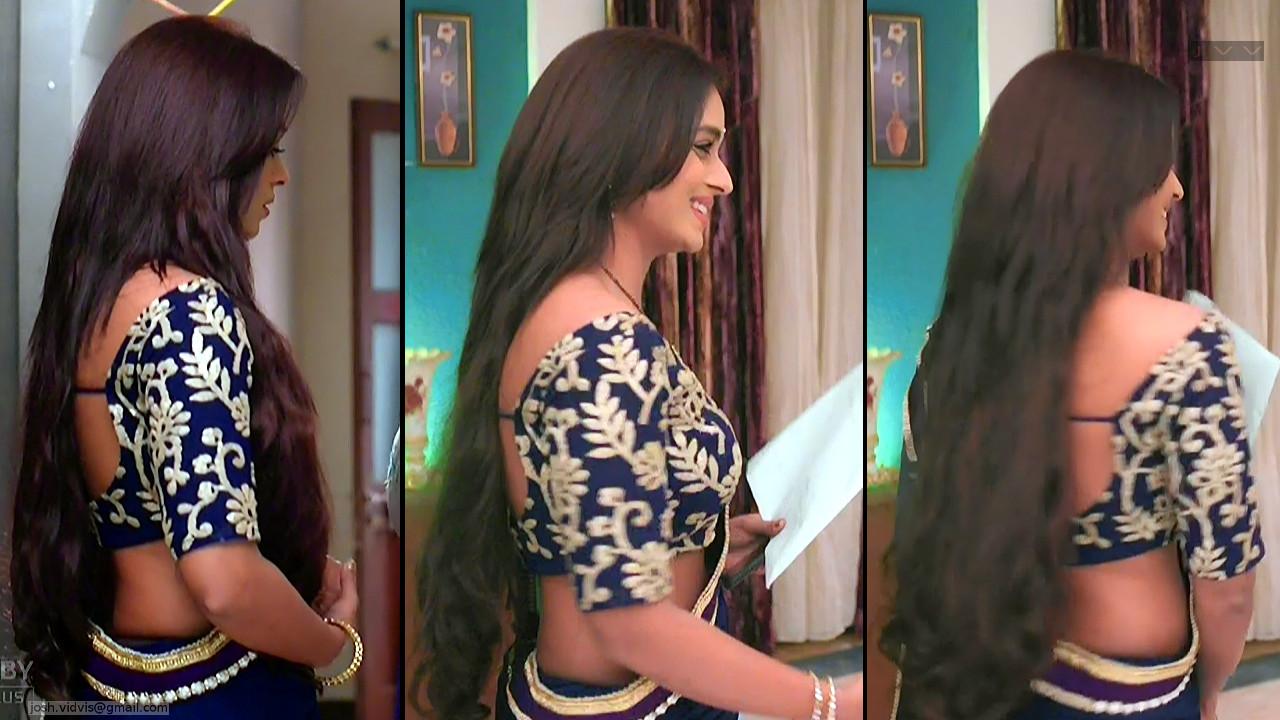 Parul Chauhan_Desi Tv Actress03_Saree Caps