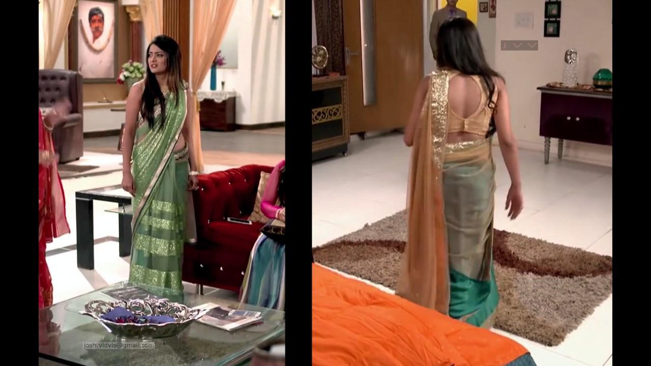 Rashmi Gupta_Hindi TV Actress_03_Saree