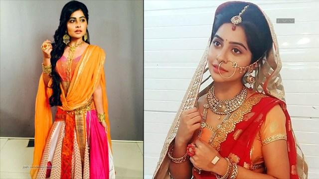 Yukti Kapoor_Hindi TV Actress_25_Stills Lehenga