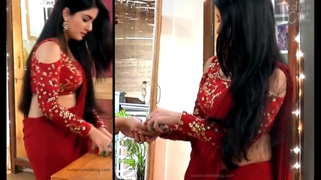 Aditi Rathore_Naamkarann Hot Saree Pics S4_11