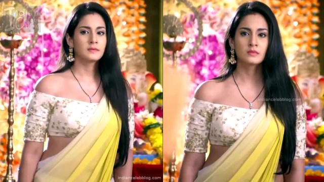 Aditi Rathore_Naamkarann Hot Saree Pics S4_13