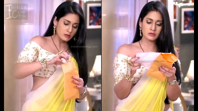 Aditi Rathore_Naamkarann Hot Saree Pics S4_14