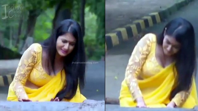 Aditi Rathore_Naamkarann Hot Saree Pics S4_2