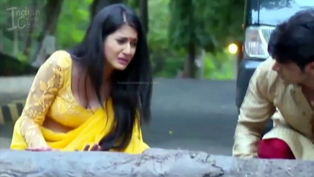 Aditi Rathore_Naamkarann Hot Saree Pics S4_3