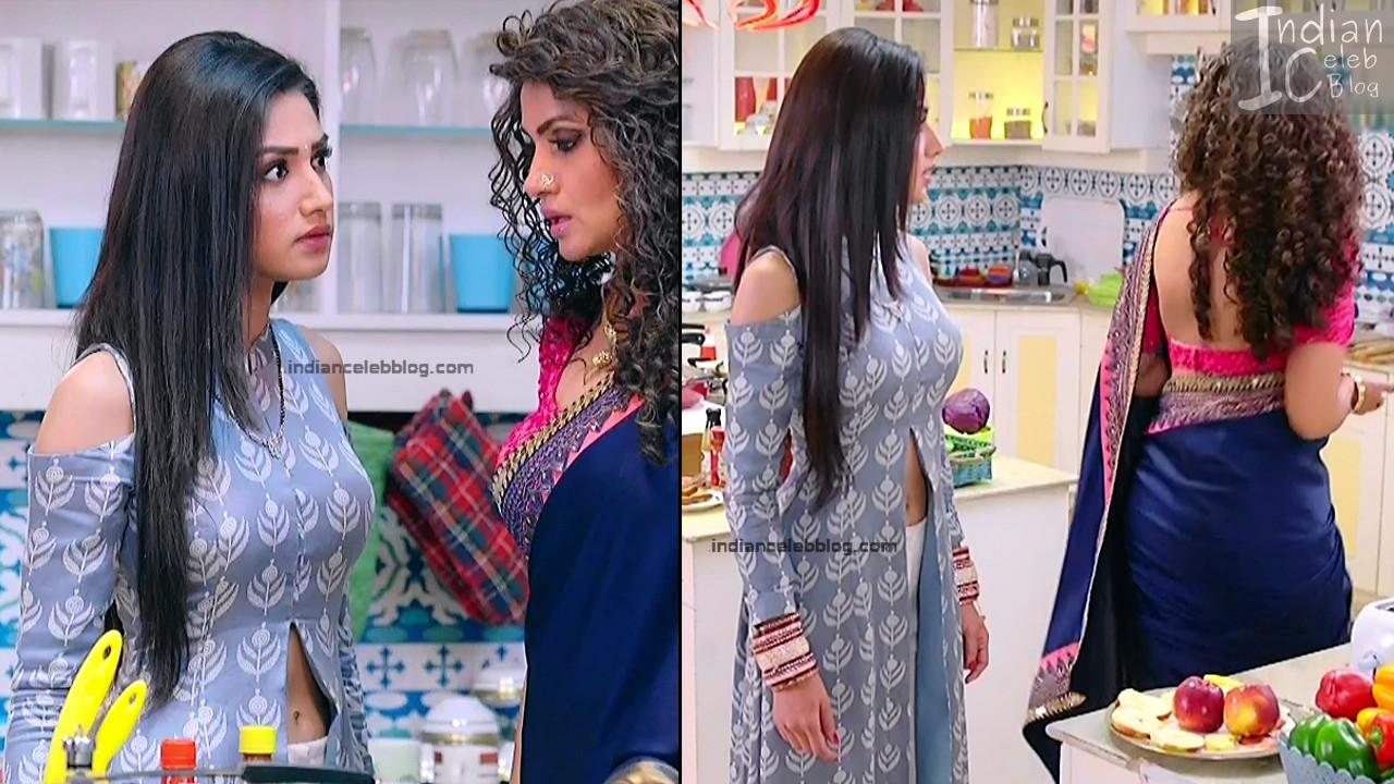 Donal Bisht_Hindi TV Actress EkDT S1_17_Hot navel show pics