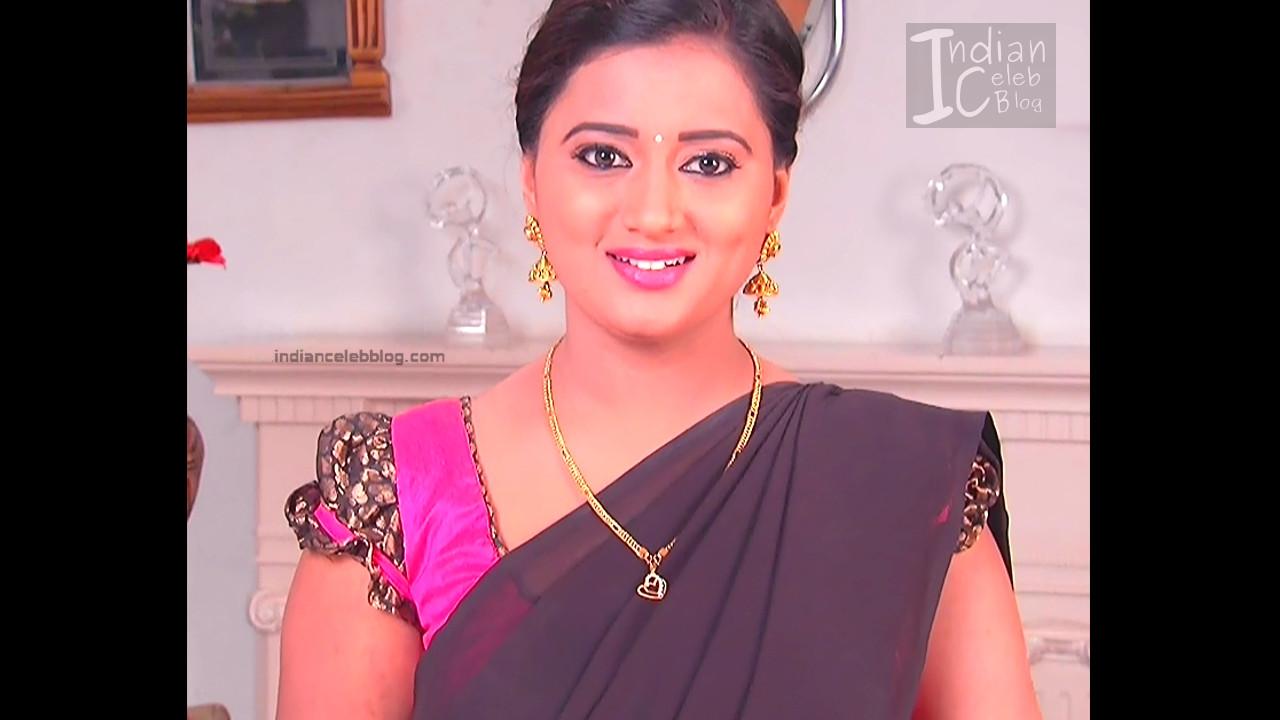 Telugu TV Actress_13_Hot Saree Pic