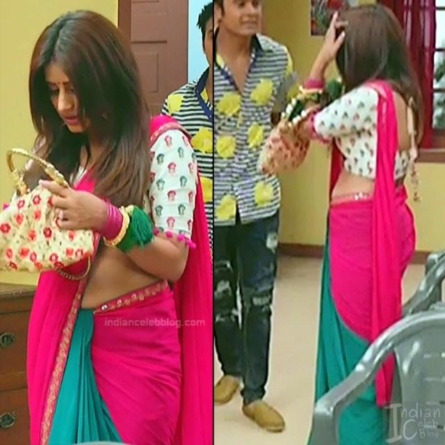 Bhumika Gurung_TV Actress NMS1_15_Hot sari navel pics