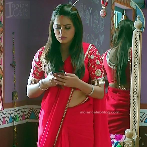 Bhumika Gurung_TV Actress NMS1_1_Hot sari navel pics