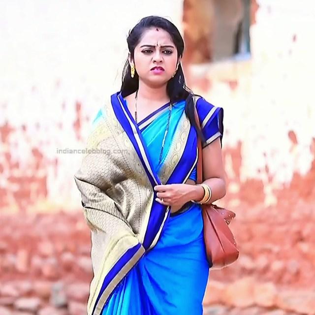 Deepika Dhanya Kannada Serial Kulavadhu S1 17 Saree Pics