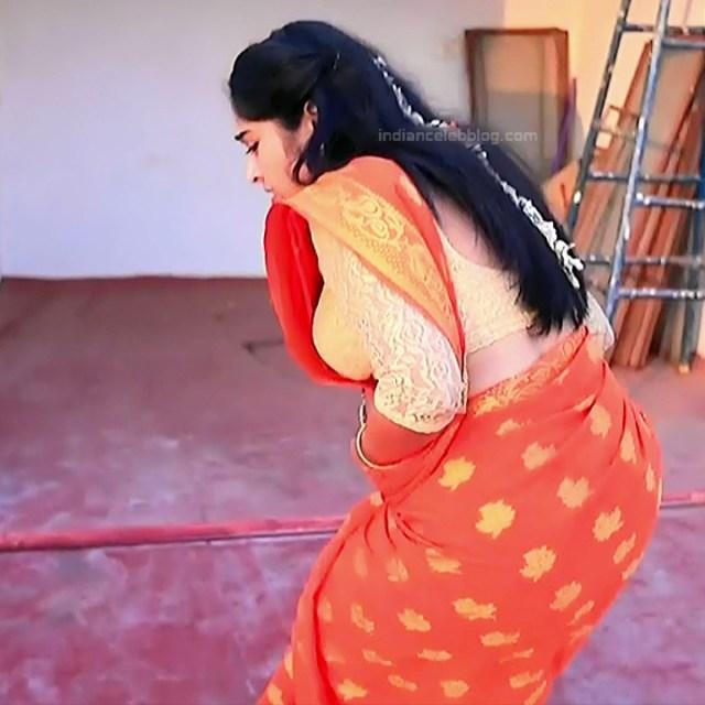 Deepika Dhanya Kannada Serial Kulavadhu S1 6 Saree Pics