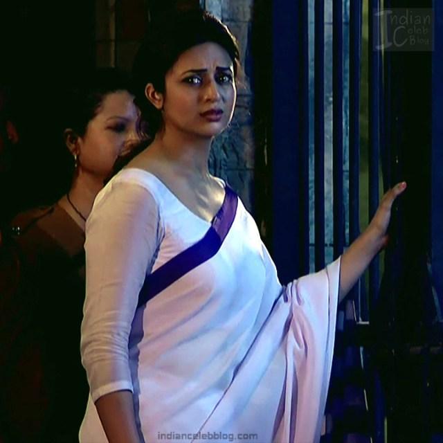 Divyanka Tripathi_Hindi TV Actress YehHM S2_3_Sari Photos
