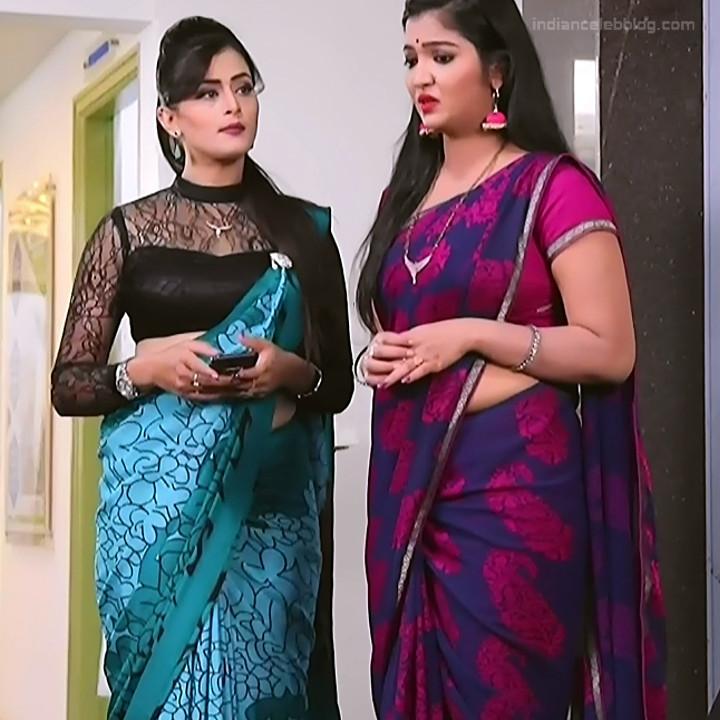 Kannada TV Actress Gallery 2_11_Hot saree pics