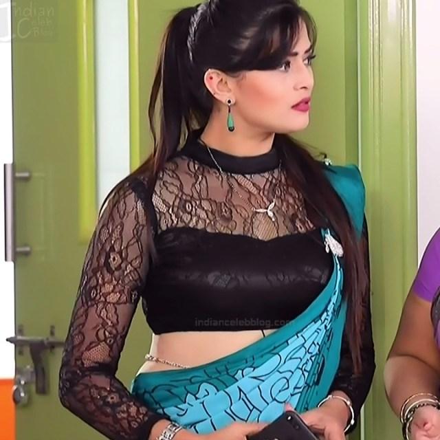 Kannada TV Actress Gallery 2_17_Hot saree pics