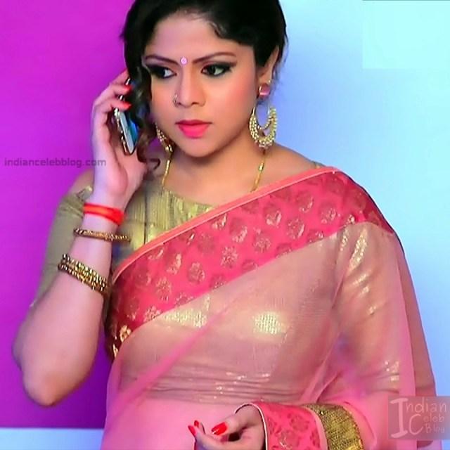 Kannada TV Actress Gallery 2_5_Hot saree pics