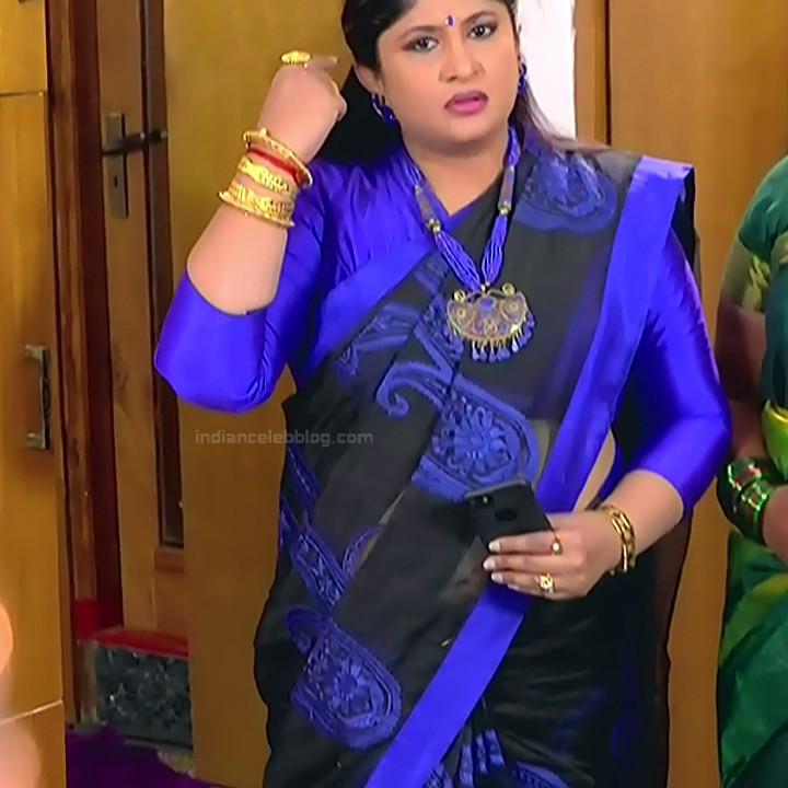 Kannada TV Actress_Comp 1 Mature_16_Hot Saree photos