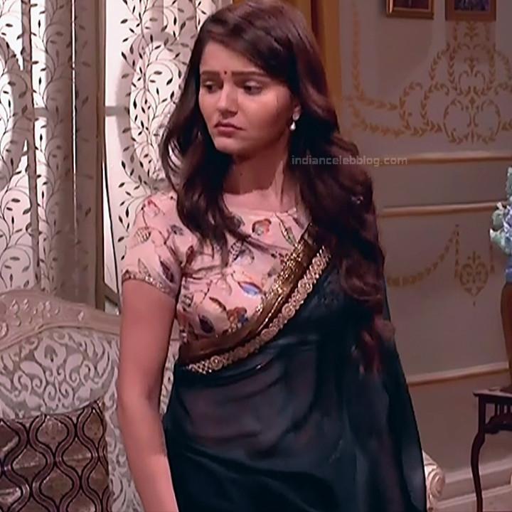Rubina Dilaik_Hindi TV ShaktiA-S4_2_Hot Sari image